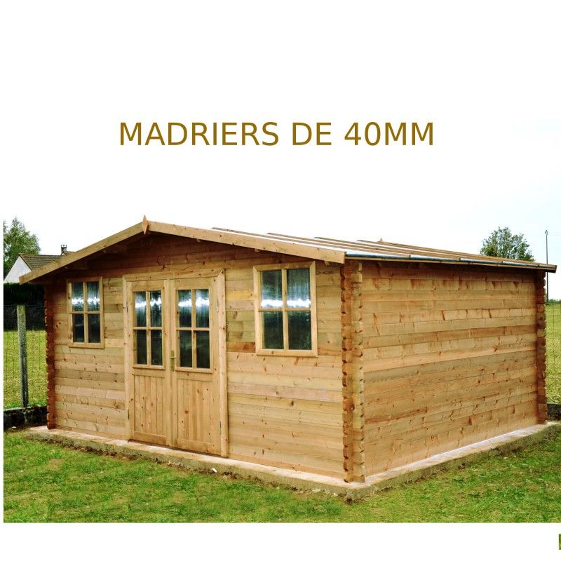 marron gardy shelter abri de jardin