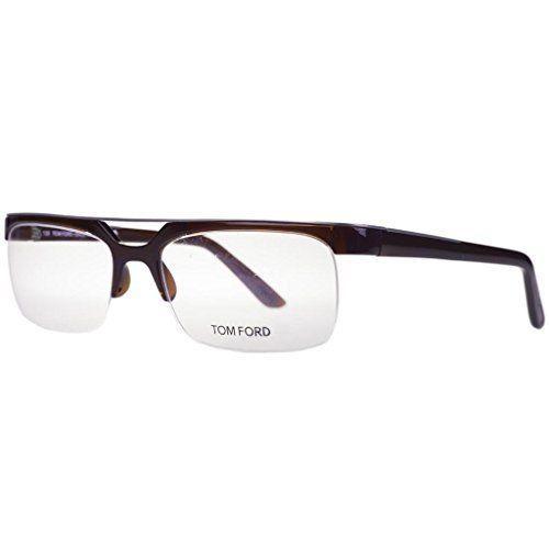 4989734bb7 Tom Ford FT 5069 V 850 Dark Brown Rectangular Optical Frames Imported