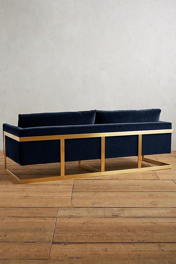 Velvet Meredith Sofa Furniture Home Home Decor