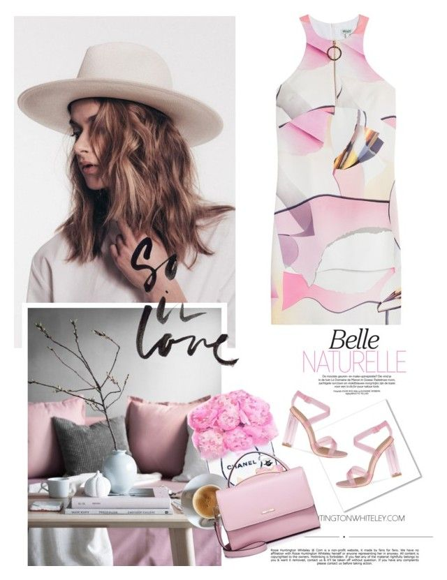 """""""31.07.2016"""" by liorosa ❤ liked on Polyvore featuring Whiteley, Chanel, Kenzo and WithChic"""