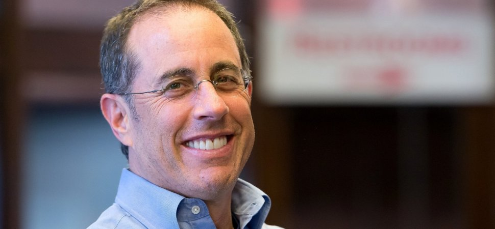 With A Net Worth Of 950 Million Why Does Jerry Seinfeld Still Work So Hard His Response Is A Master Class In Achieving Incredible Success Seinfeld Jerry Seinfeld Richest Celebrities
