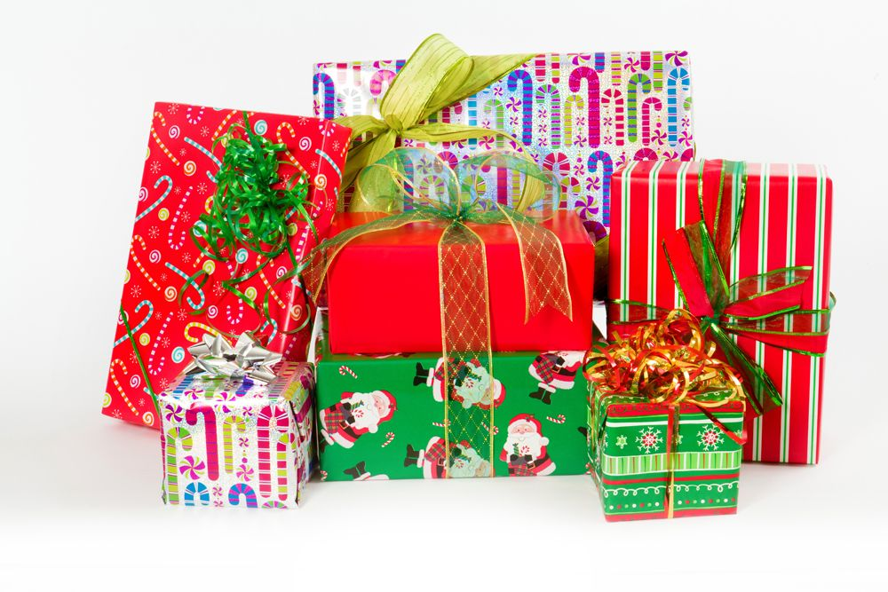 Show us your gifts, wrapped in Dollar General paper! #DGGiftWrap - dollar general christmas decorations