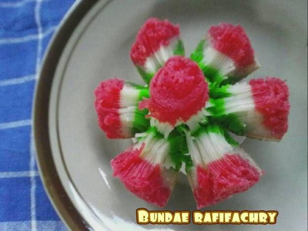 Resep Bikang Mawar Cantik Oleh Bundae Rafifachry Resep Resep Makanan Makanan Manis