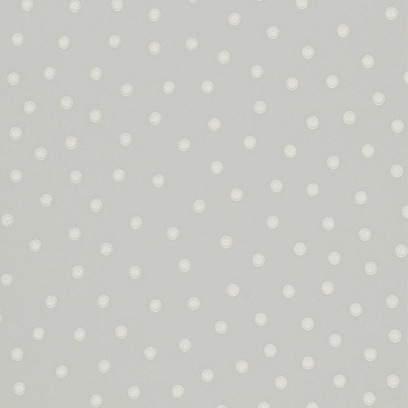 Sanderson emma bridgewater fabrics wallpapers polka dot for Grey childrens fabric