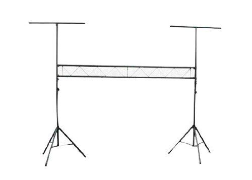 Pyle Pro Ppls209 Dj Lighting Truss System With Integrated Crossbar Stand By Pyle 142 78 This Dj Lighting Truss Sys Lighting Truss Dj Lighting Portable Light