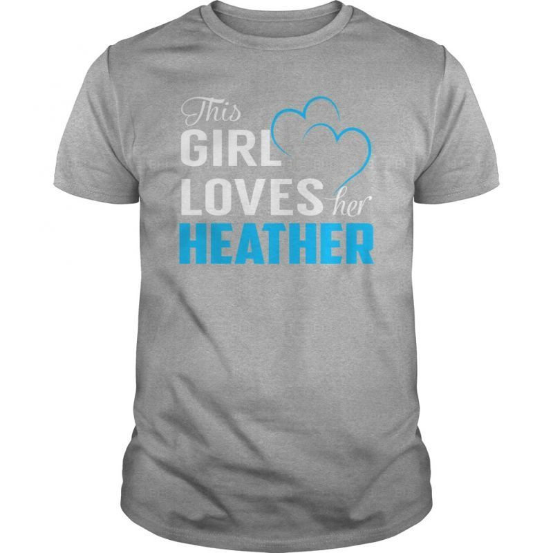 Heather T Shirt Template This Girl Loves Her Heather  Last