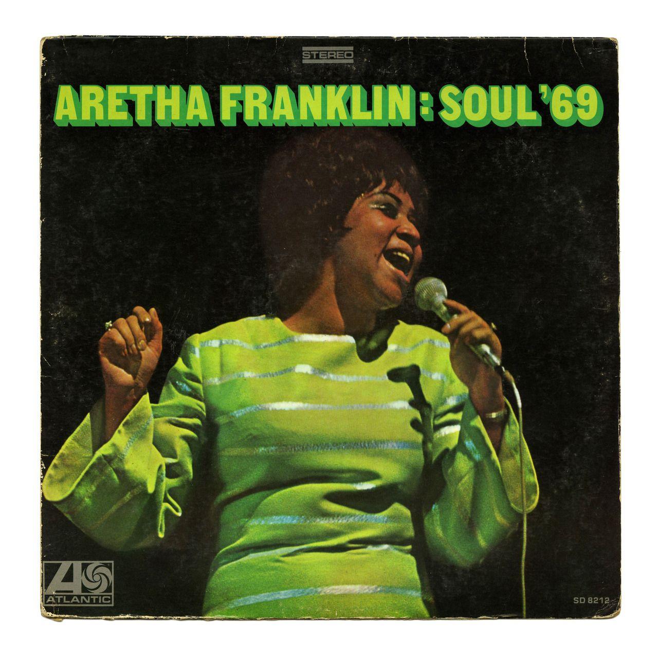 81cf53495 Soul  69 Aretha Franklin Atlantic Records USA (1969)