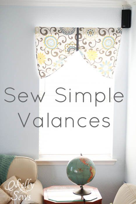 Project Redecorate: Sew Curtains | Curtains | Pinterest | Cortinas ...