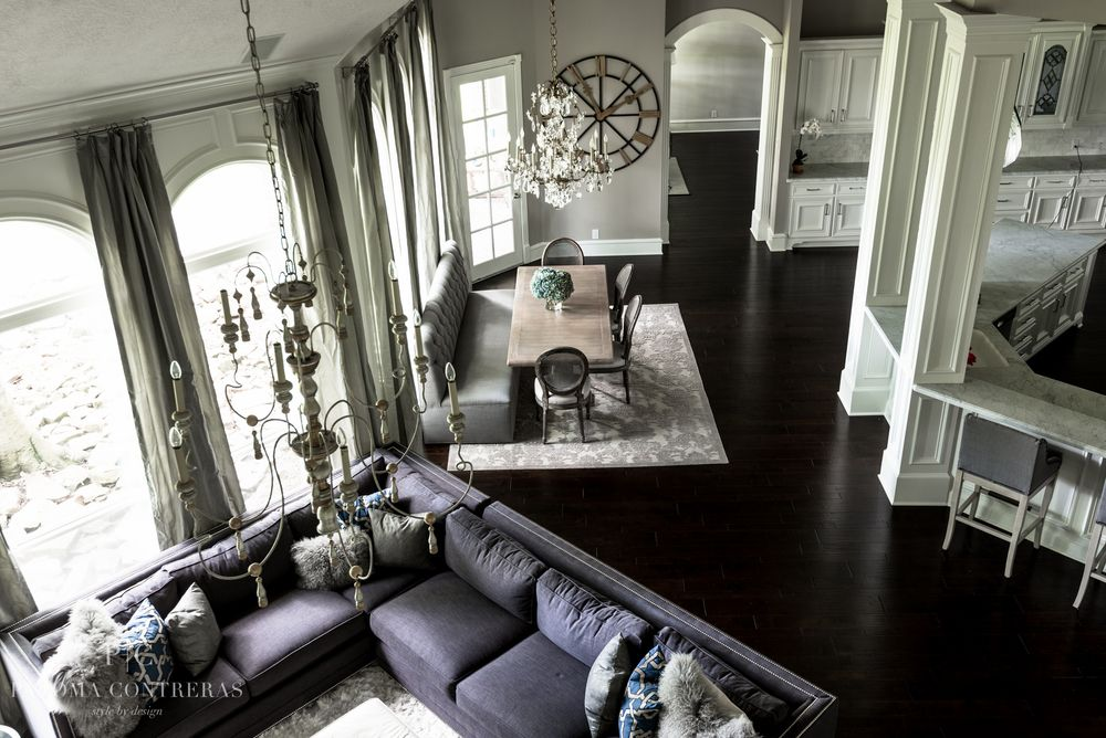 Houston Interior Design Portfolio With Images Basement