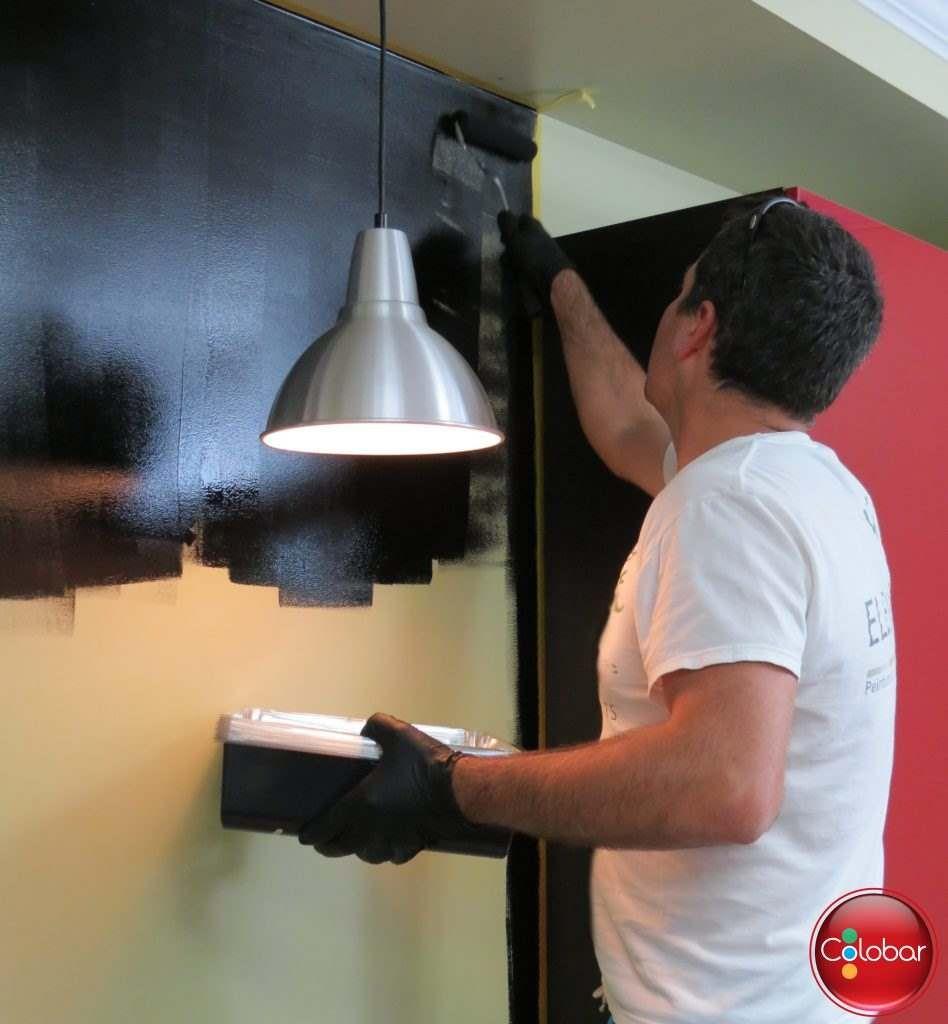 Peinture à tableau : comment faire soi-même un tableau à craie - Blog de Colobar Peinture ...