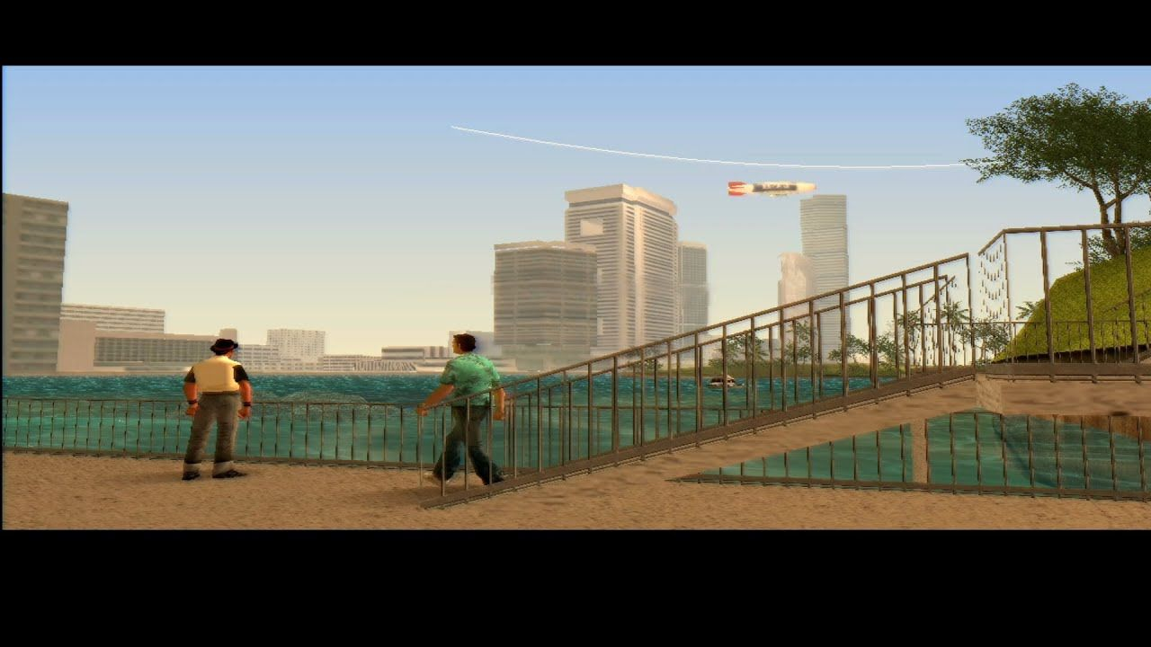 Grand Theft Auto Vice City Mission.28 Stunt Challenge