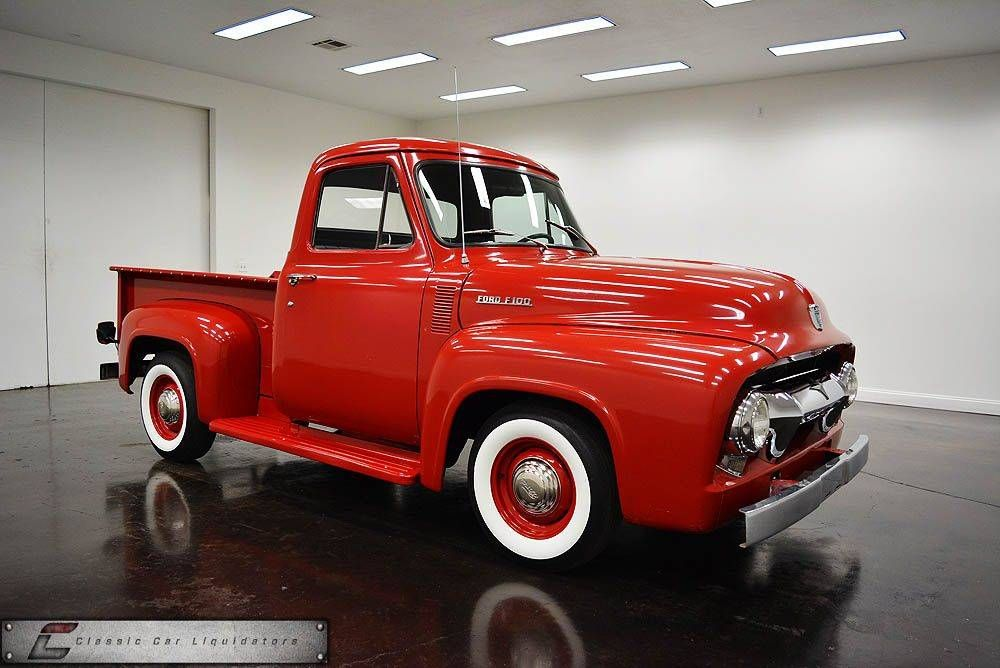 1954 Ford F100 for Sale | Pickups Panels & Vans (Modified ...