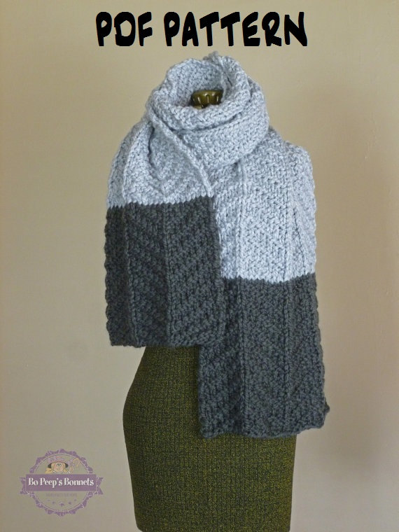 This Listing Is For The Instant Download Knitting Pattern Of The