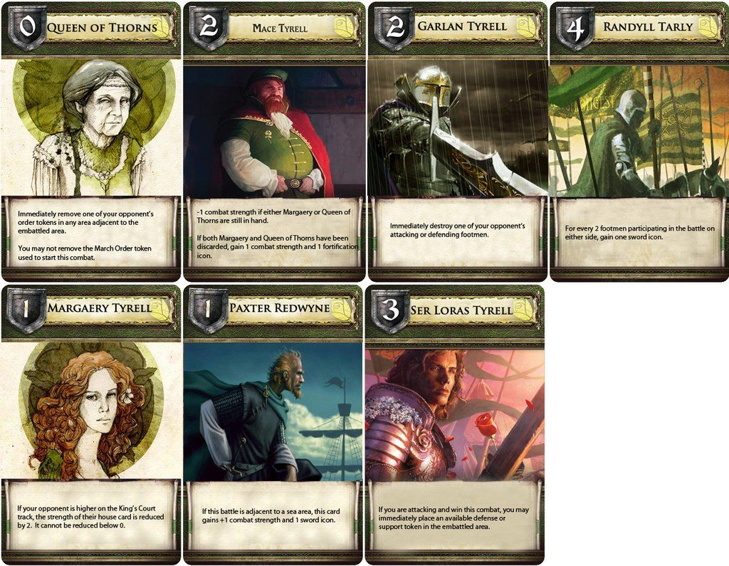 game of thrones the card game second edition review