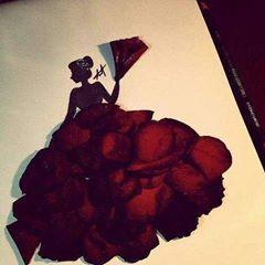 Imaginative Flower Dress Art - Cerca con Google