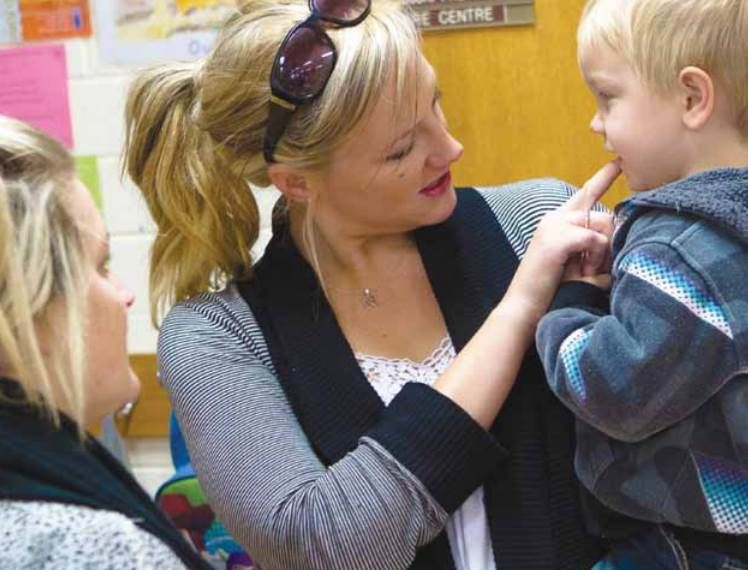 Early Childhood Education And Care Ecec >> Educators In Early Childhood Education And Care Ecec Settings Work