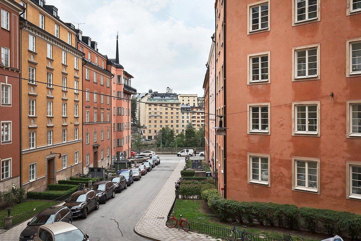 A private room in heart of Gothenburg(Vasastan) - Lgenheter