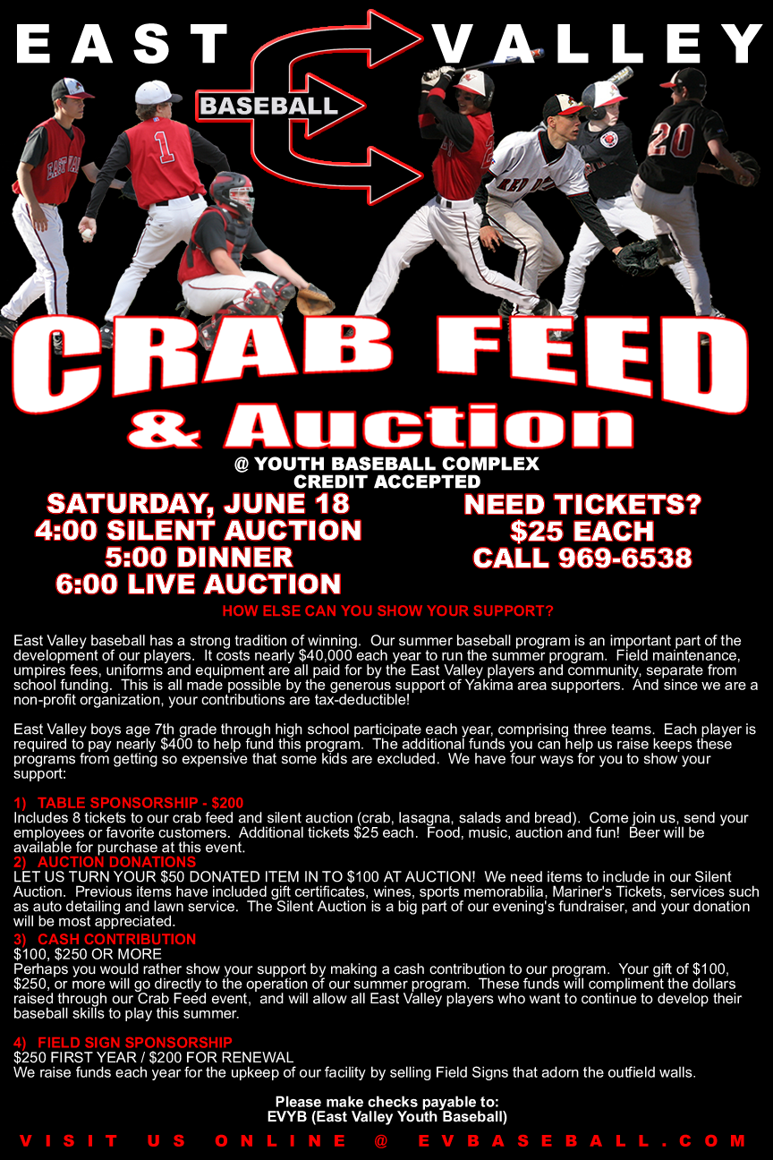sports team fundraising event raising money in multiple ways