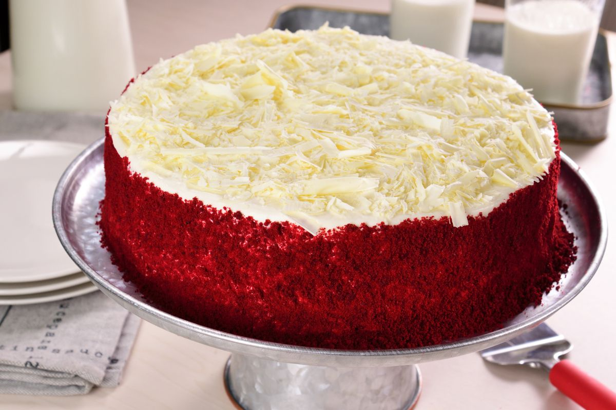 Pastel Red Velvet Con Cheesecake Recipe In 2019 Cakes And