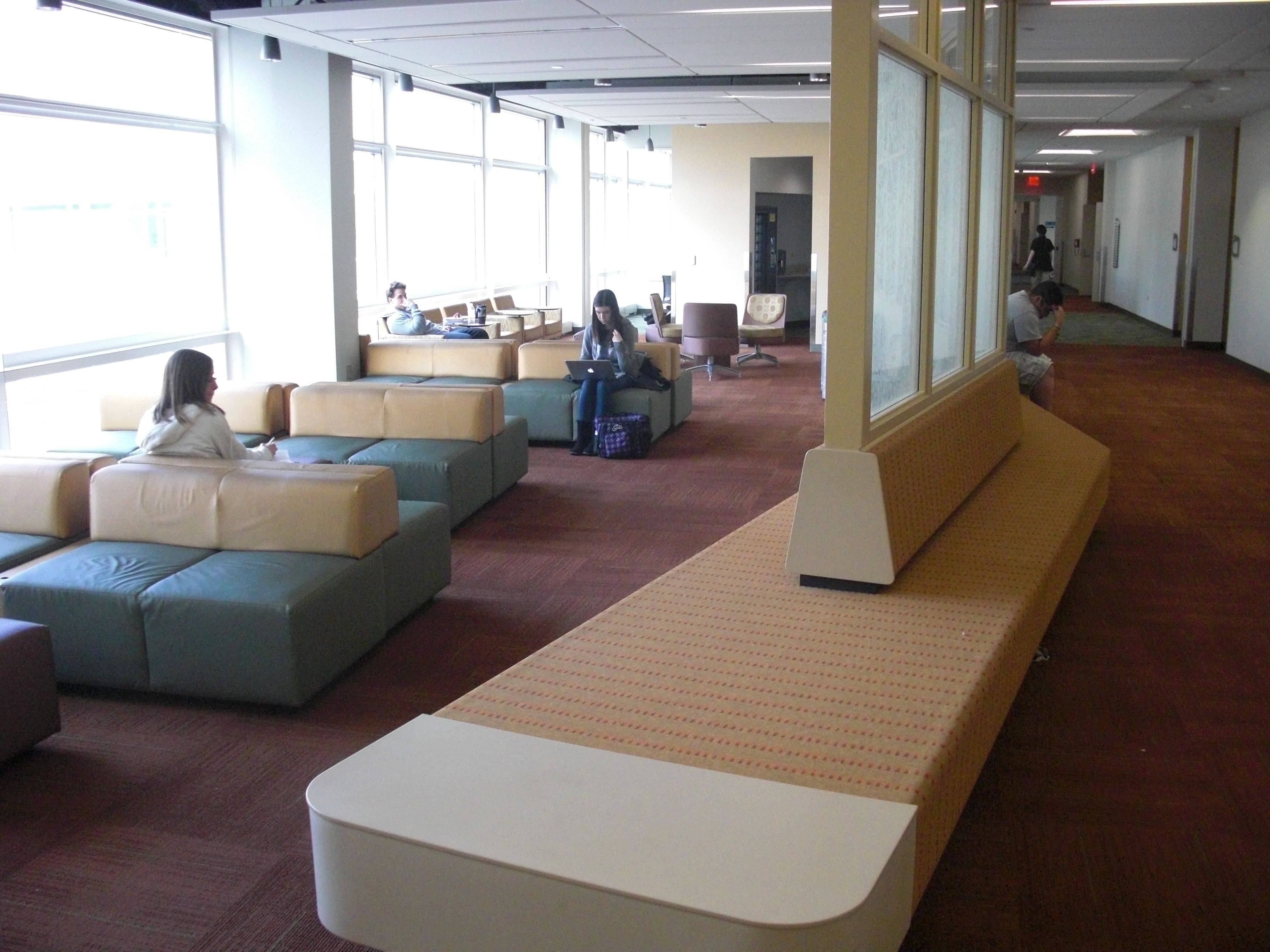College of dupage berg instruction center_student services