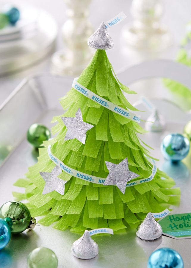 Amazing Christmas Tree Pinata Part - 5: Mini Christmas Tree Pinatas - Cute!! { Lilluna.com }