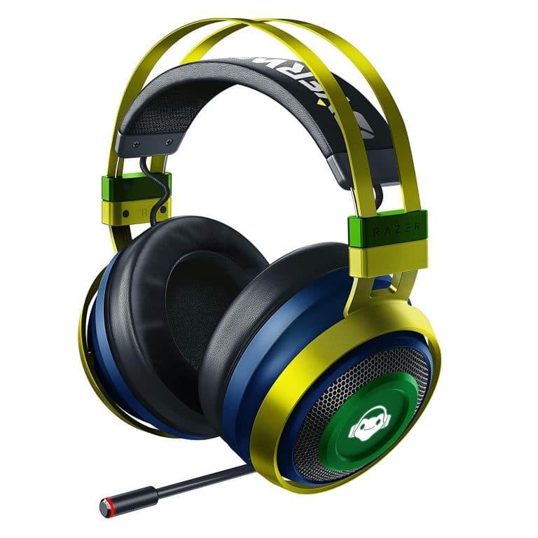 Razer Nari Ultimate Wireless Gaming Headset Gaming Headset Wireless Gaming Headset Razer