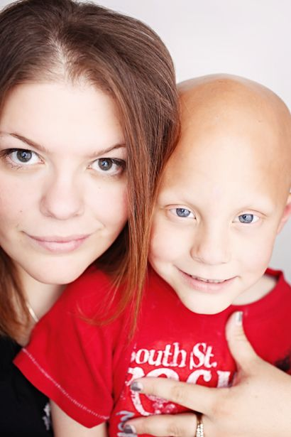 Great post from another mom of a child with alopecia ...