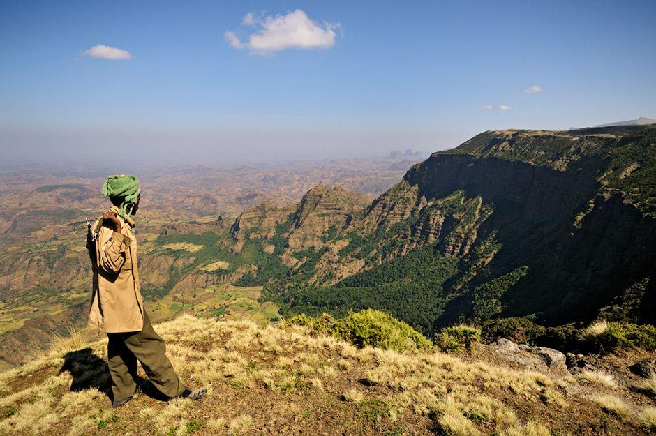 #Ethiopie - Ranger en observation dans le Simien #Ethiopia