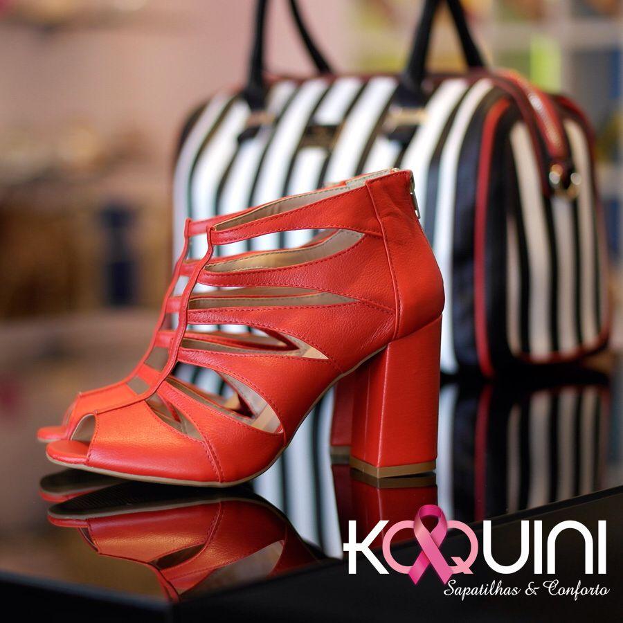 Já que é pra arrasar no conforto, vamos de vermelho. Que tal? #koquini #sapatilhas #euquero Compre Online: http://koqu.in/1hfImoc