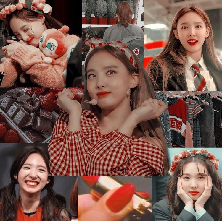 Twice Twicenayeon Nayeon Aesthetic Selebritas Gambar Pasangan Gambar