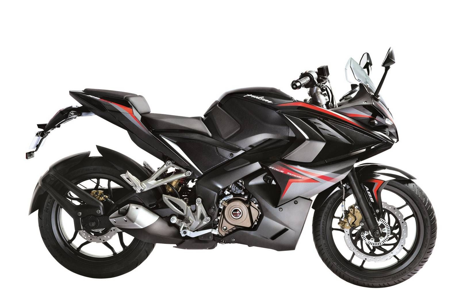 Bajaj Pulsar Rs 200 Fear The Black Edition Launched Black