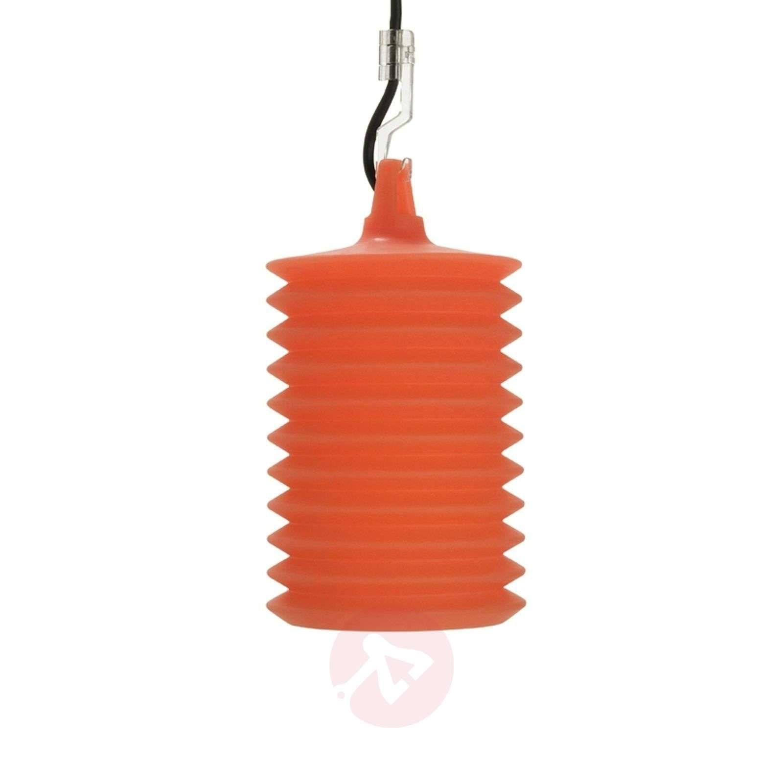 Imponująca Lampa Wisząca Lampion Pomarańczowa W 2019 Lampy