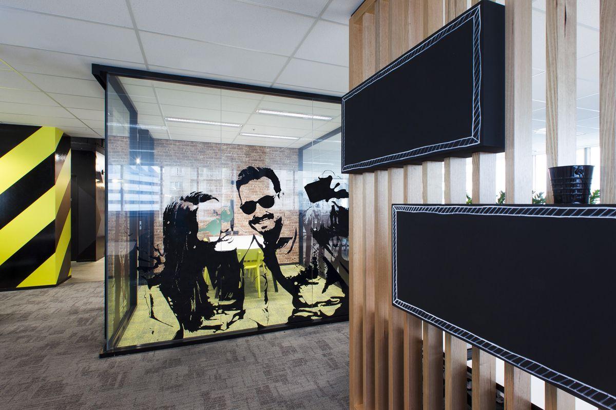Hollard australia groups real insurance call center · design interiors sirensaustralia