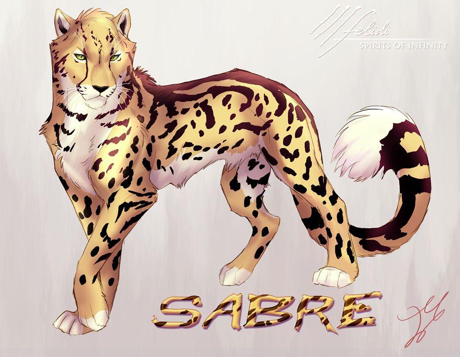 Anime White Cheetah Welcome To Gaia Cartoons