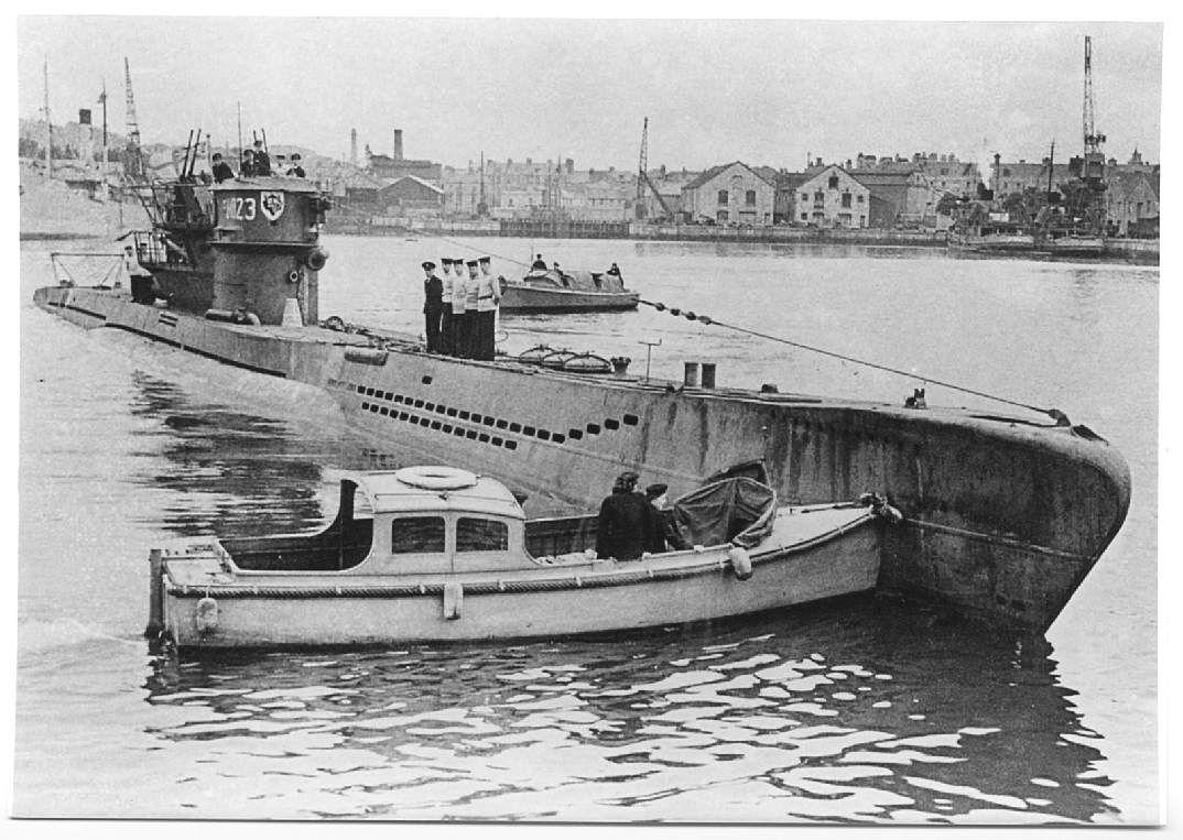U-99 comandado por Otto Kretschmer