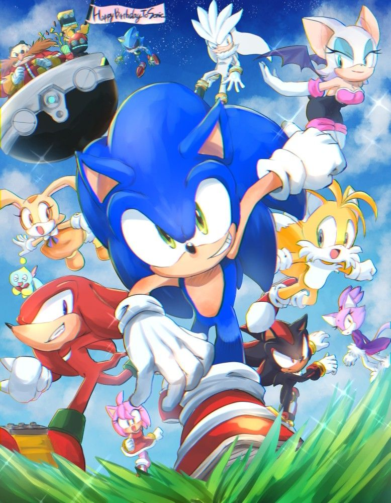 Pin by jayden on sonic the hedgehog in 2020 sonic and