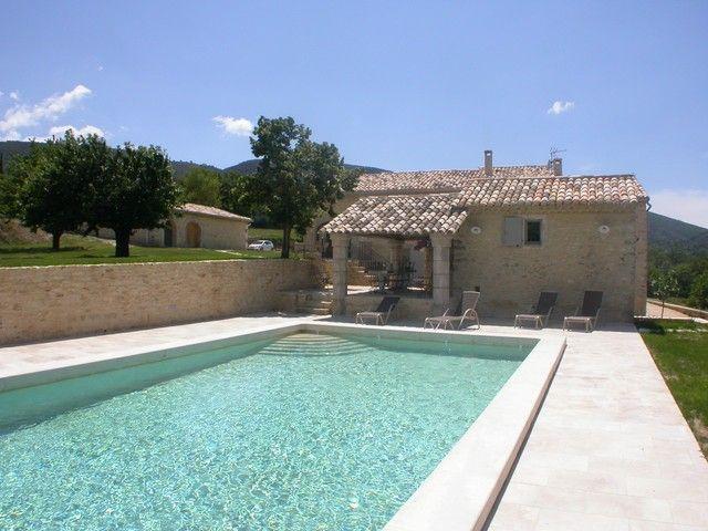Location prestige Maison Bonnieux  Superbe propriété avec PISCINE - location saisonniere avec piscine privee