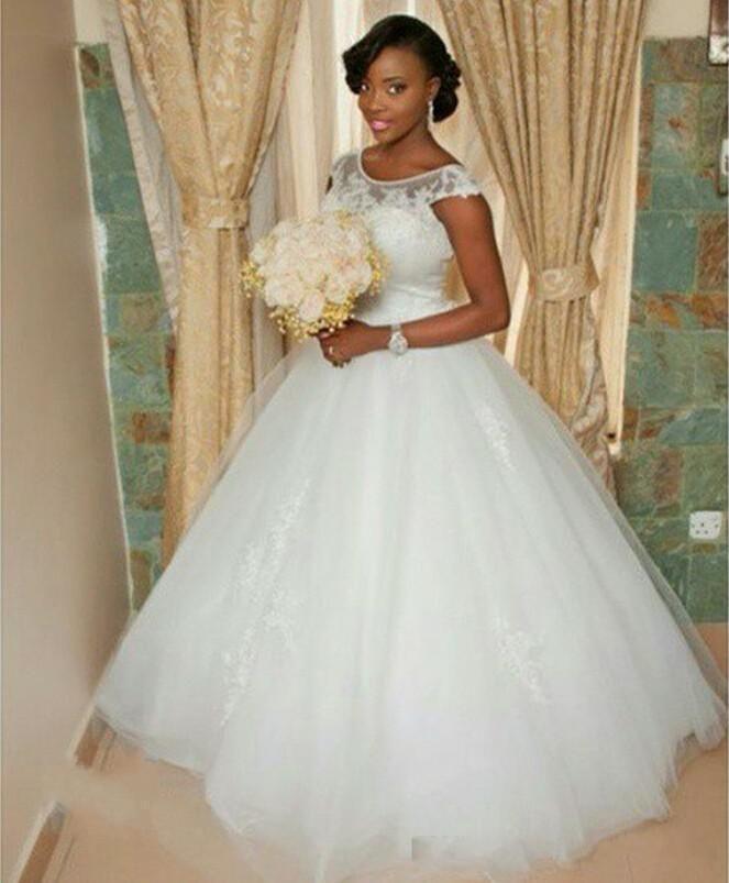 Modest Wedding Dresses Plus Size - Ocodea.com