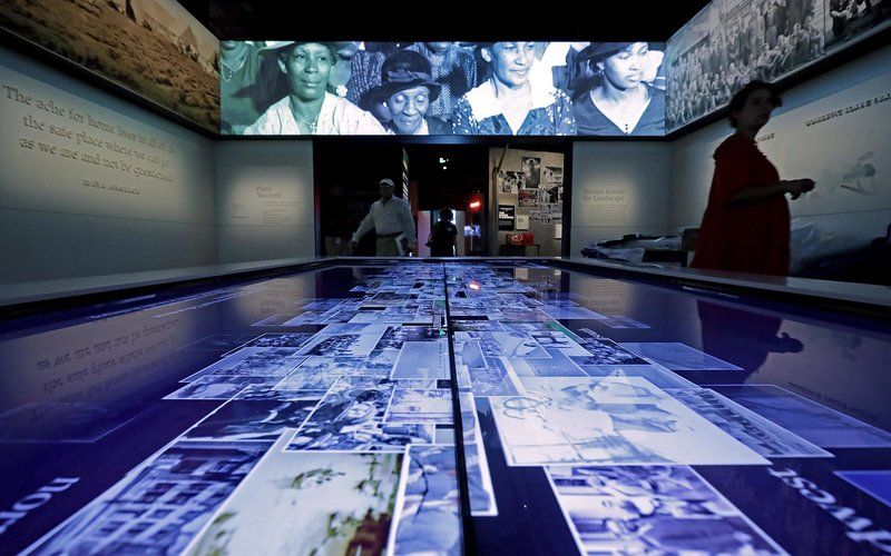 An Inside Look at the National Museum of African American