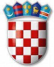 Grb Croatian Sheild Croatia Croatian Balkan Peninsula