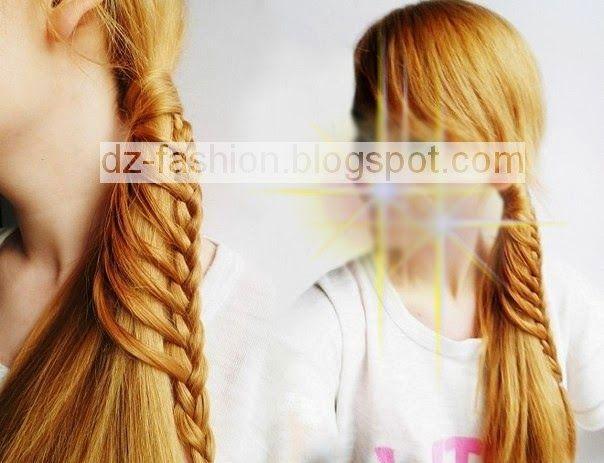 طريقة عمل تسريحات شعر طويل Dz Fashion Long Hair Styles Hair Styles Beauty