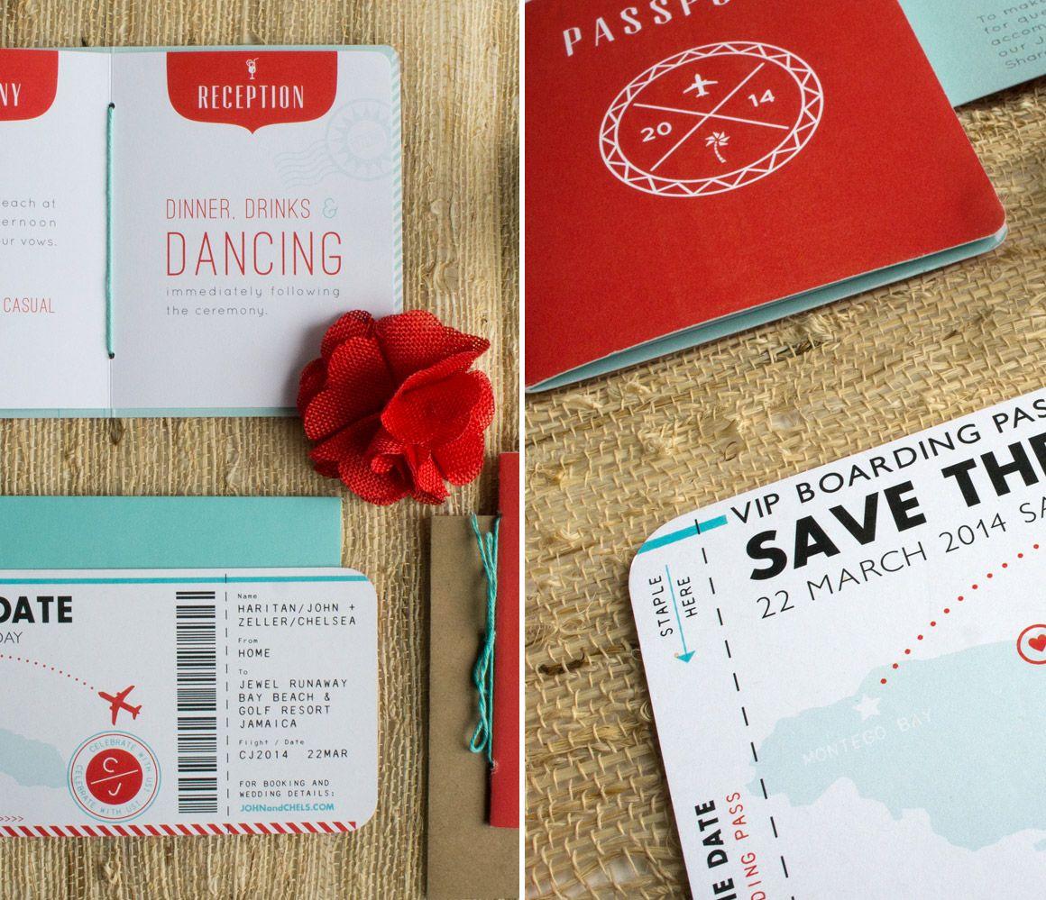 One Month Away! | Pinterest | Destination wedding invitations ...