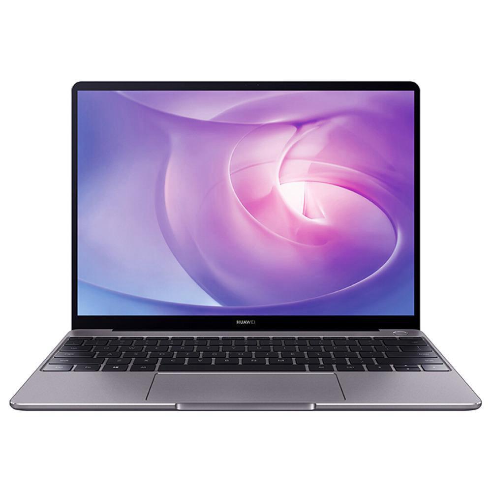 Huawei Matebook 13 Laptop Intel Core I7 8565u Quad Core 13 0 Ips 2160 1440 Windows 10 8gb Ram 512gb Ssd Grey In 2020 Laptop Windows Huawei Intel Processors