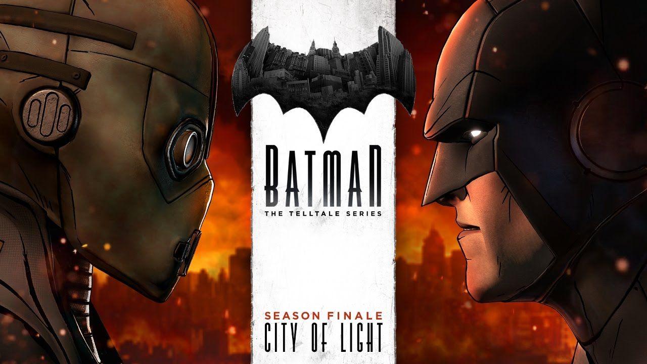 Batman The Telltale Series Episode 5 City Of Light Trailer Batman Telltale Batman Batman City