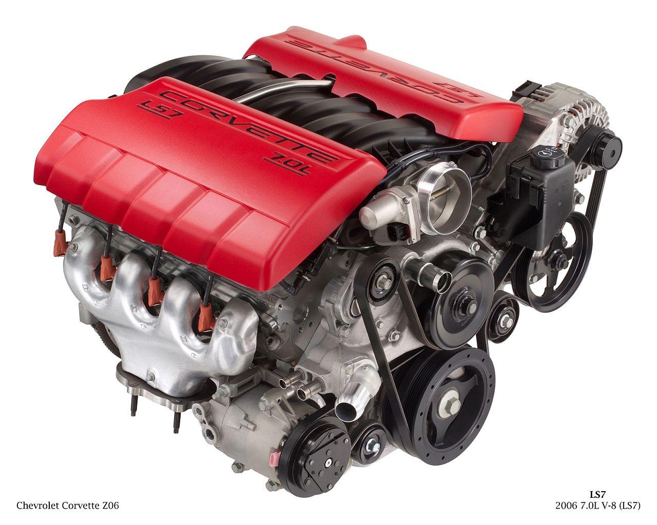 Corvette Engine #SWEngines | Chevy Engines | Pinterest | Corvette ...
