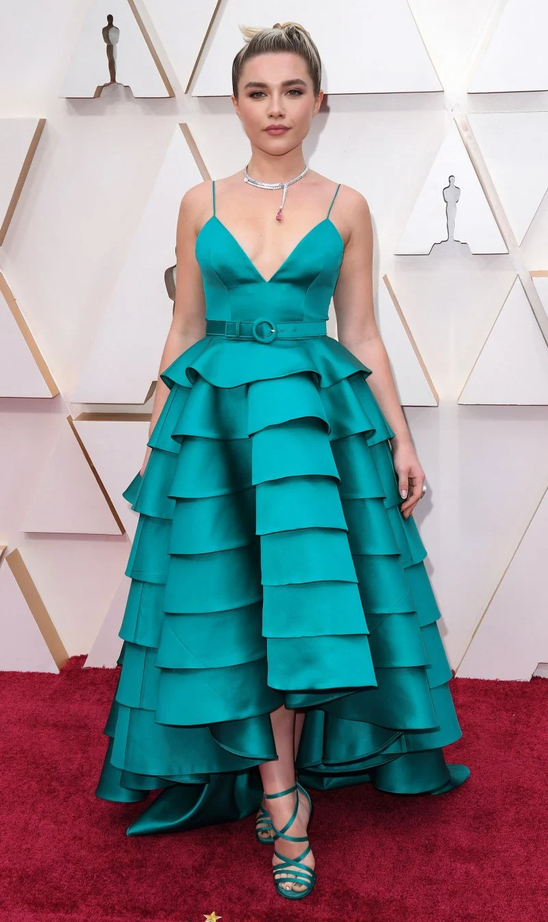 See What the Stars Wore to the Oscars Red Carpet