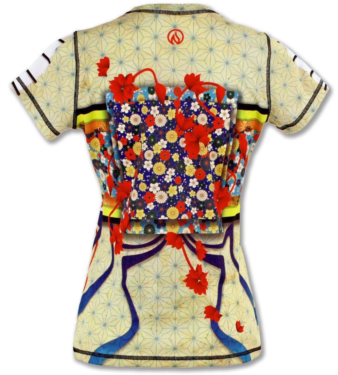 Women S Miko Tech Shirt Best Running Shorts Running Shorts