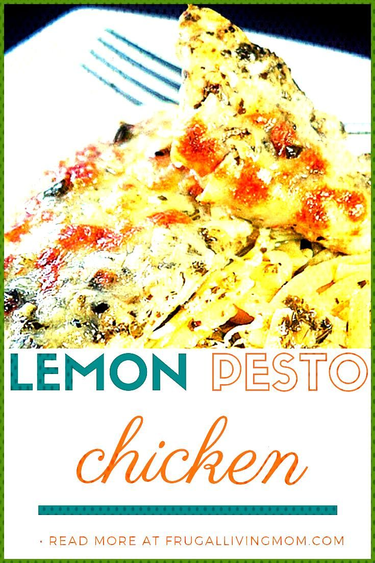Lemon Pesto Chicken Freezer Meal My Lemon Pesto Chicken is not only a fabulous meal It s also quic