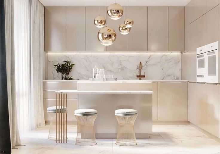 Photo of Oltre il bellissimo design della cucina! Cucine di lusso Bella cucina di design