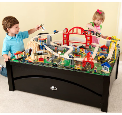 Christmas Gift for kids - boys and girls! Train Set Table | Great ...